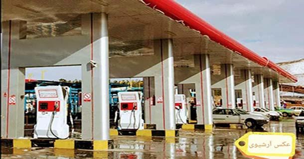 بهزودی یک جایگاه سوخت دیگر در ورودی شهر لار احداث میشود