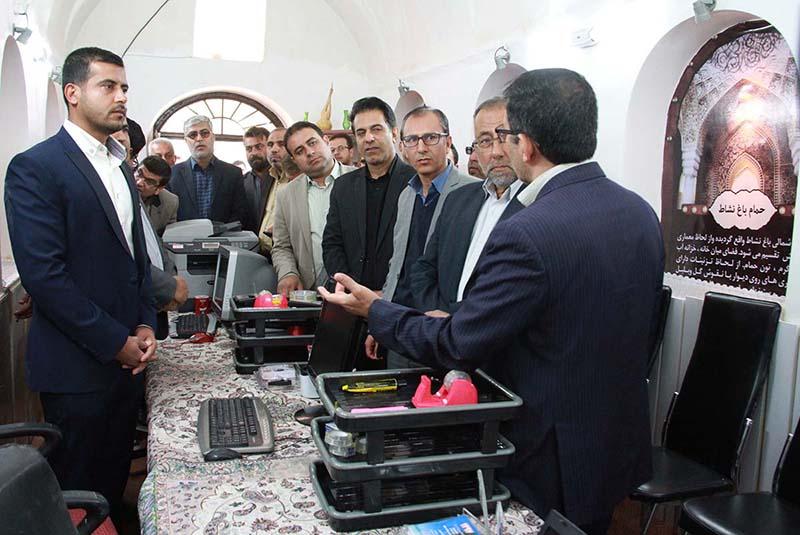15 پروژه ی عمرانی و خدماتی شهرداری لار  در دهه فجر انقلاب افتتاح شد