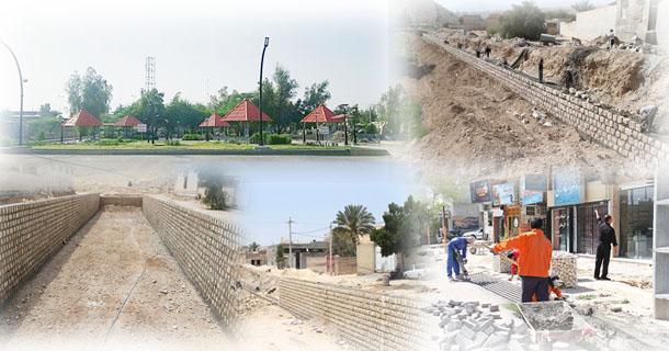 شهردار لار خبر داد: افتتاح و بهره برداري از شش پروژه شهرداري لار در هفته دولت
