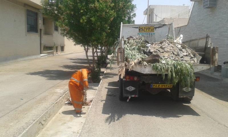 اساس کار شهرداری خدمت رسانی بهینه به شهروندان در نگهداشت شهر با عمران شهری و پاکسازی به موقع محیط های عمومی شهری است