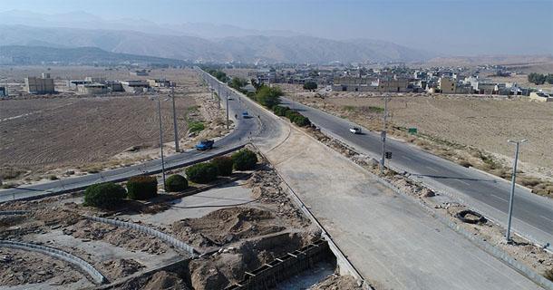 معاون عمرانی شهرداری لار از اصلاح هندسی طرح ترافیکی بلوار امام علی (ع) خبر داد