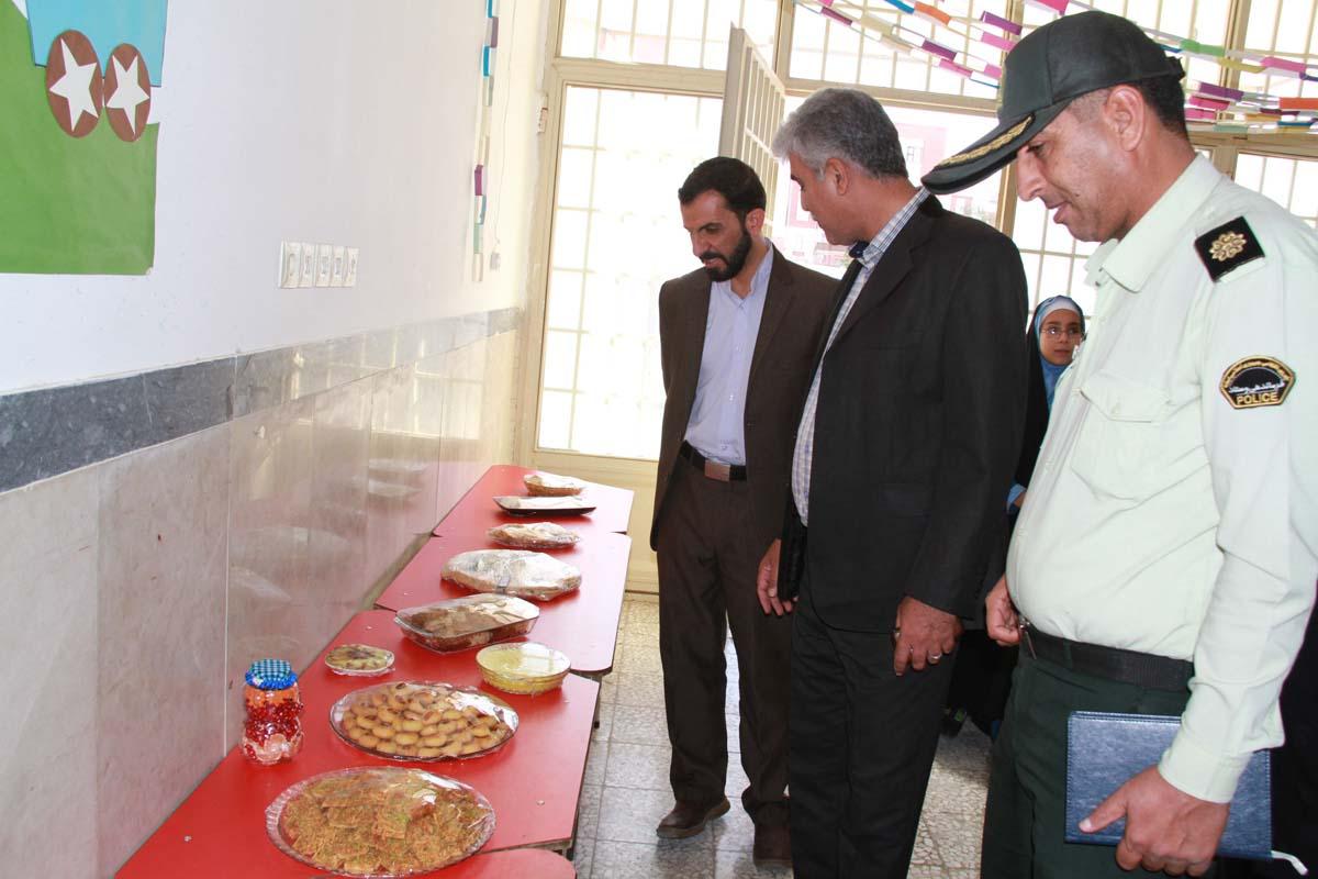 حضور معاونت عمرانی و شهرسازی شهرداری لار در جشن فرشتگان