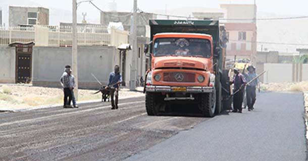 شهردار لار خبر داد: افتتاح و بهره برداری از 15 پروژه عمرانی و خدماتی در هفته دولت با اعتباری بالغ بر 12 میلیارد ریال