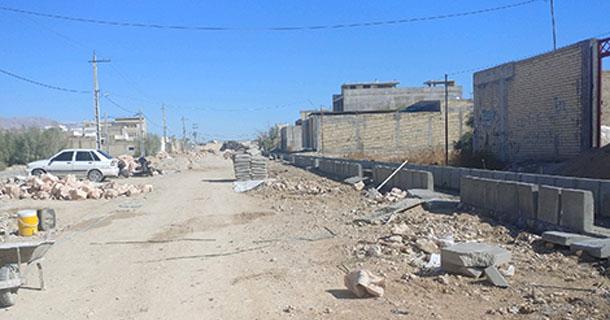 شهردار لار خبر داد؛ شروع فاز اول خیابان 24 متری یاسمن